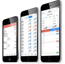 Plateforme de trading Forex Iphone