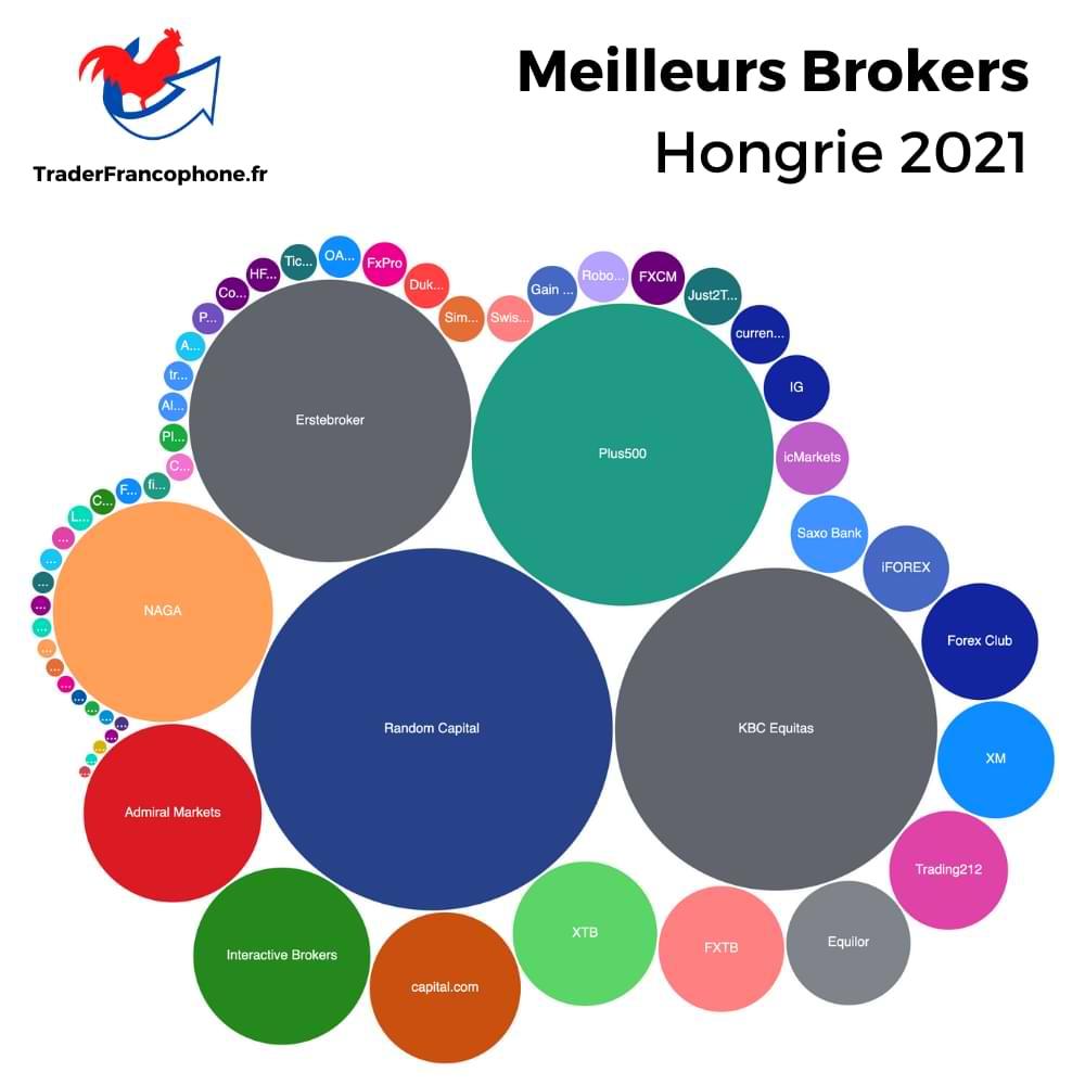 Meilleurs Brokers Hongrie