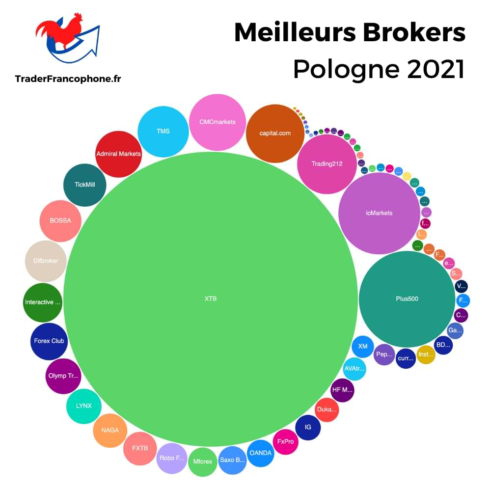 Meilleurs Brokers Pologne