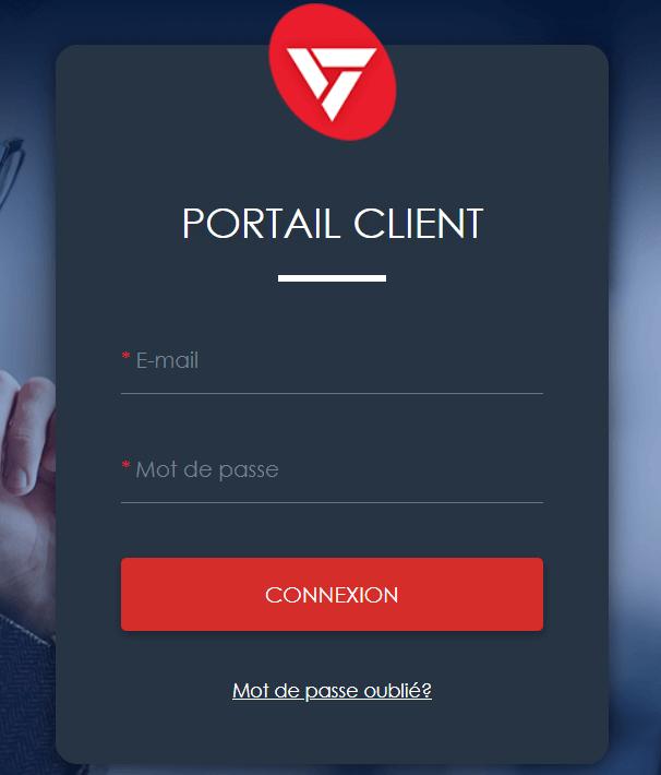 Connexion Client Vantage FX