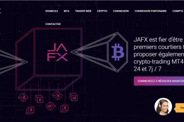 JAFX Avis 2021
